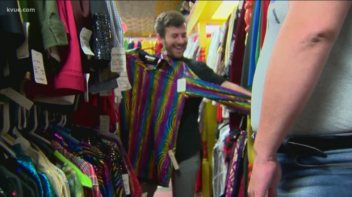 Picking the perfect outfit for Austin Pride