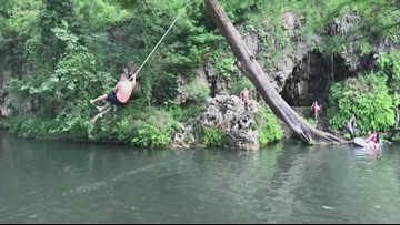'Albert's Texas Treasures' ' Krause Springs
