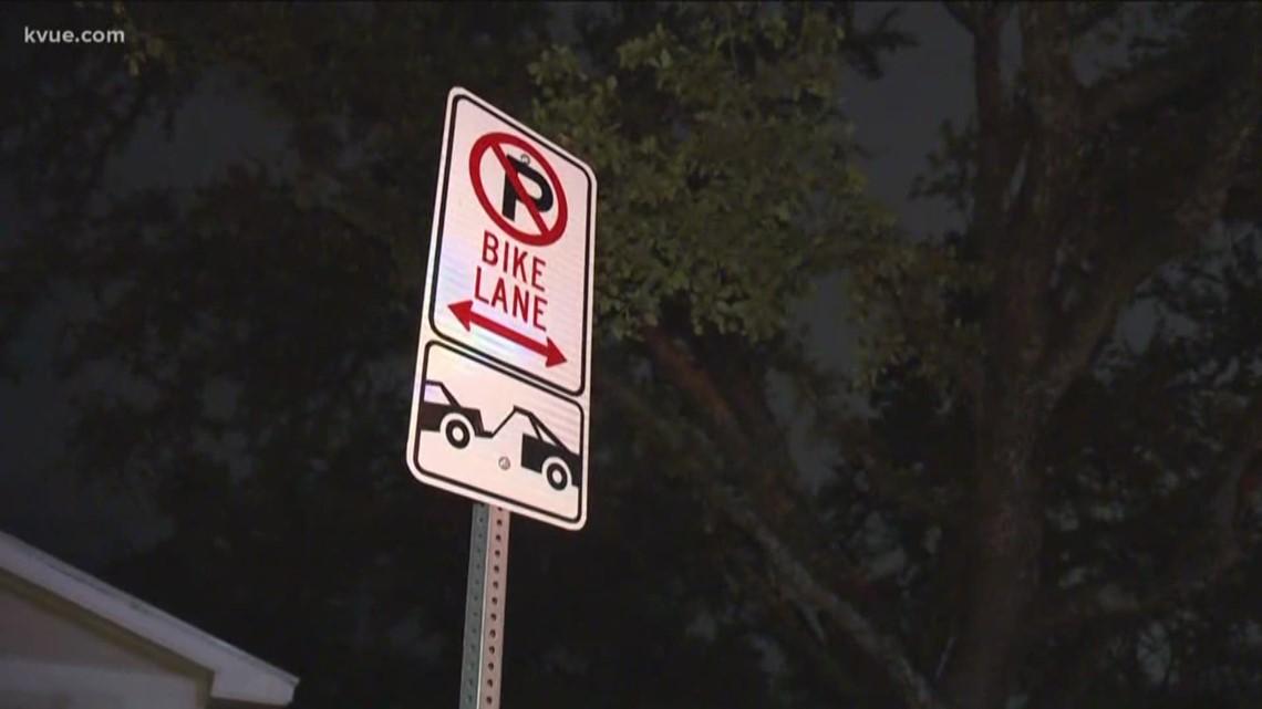 New bike lanes open on Shoal Creek Boulevard