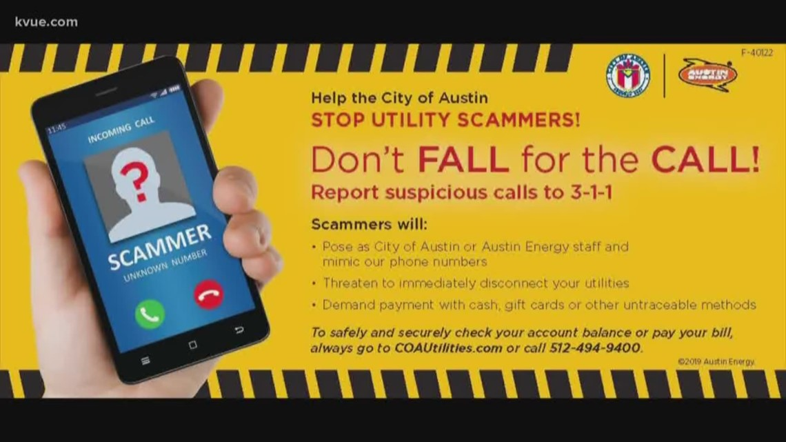 Austin Energy warns about possible scam