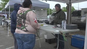 Texas Farmers Market is still open for groceries