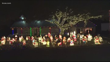 Austin family wins 'The Great Christmas Light Fight'