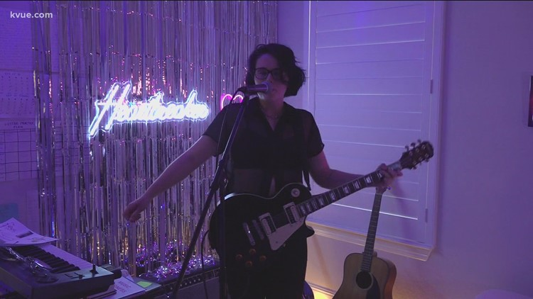 'It's like therapy in a way.' Local musician Christine Renner talks inspirations