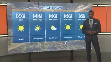 Mother's Day forecast with Meteorologist Jason Mikell