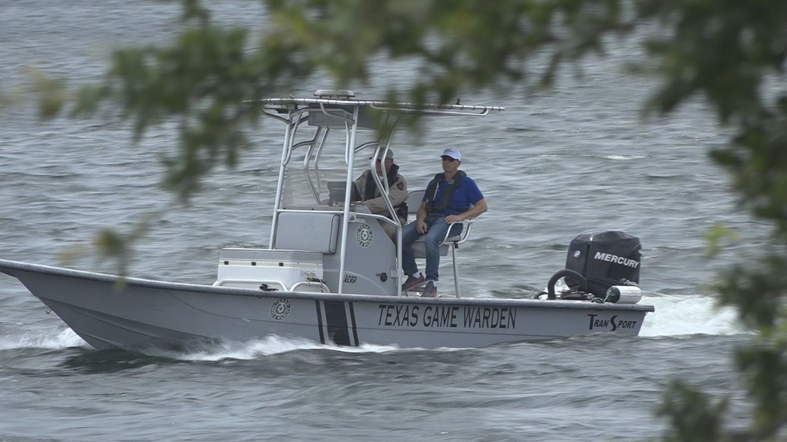 Heading out to the lake this Memorial Day weekend? Don't drink and drive, Texas Game Warden warns