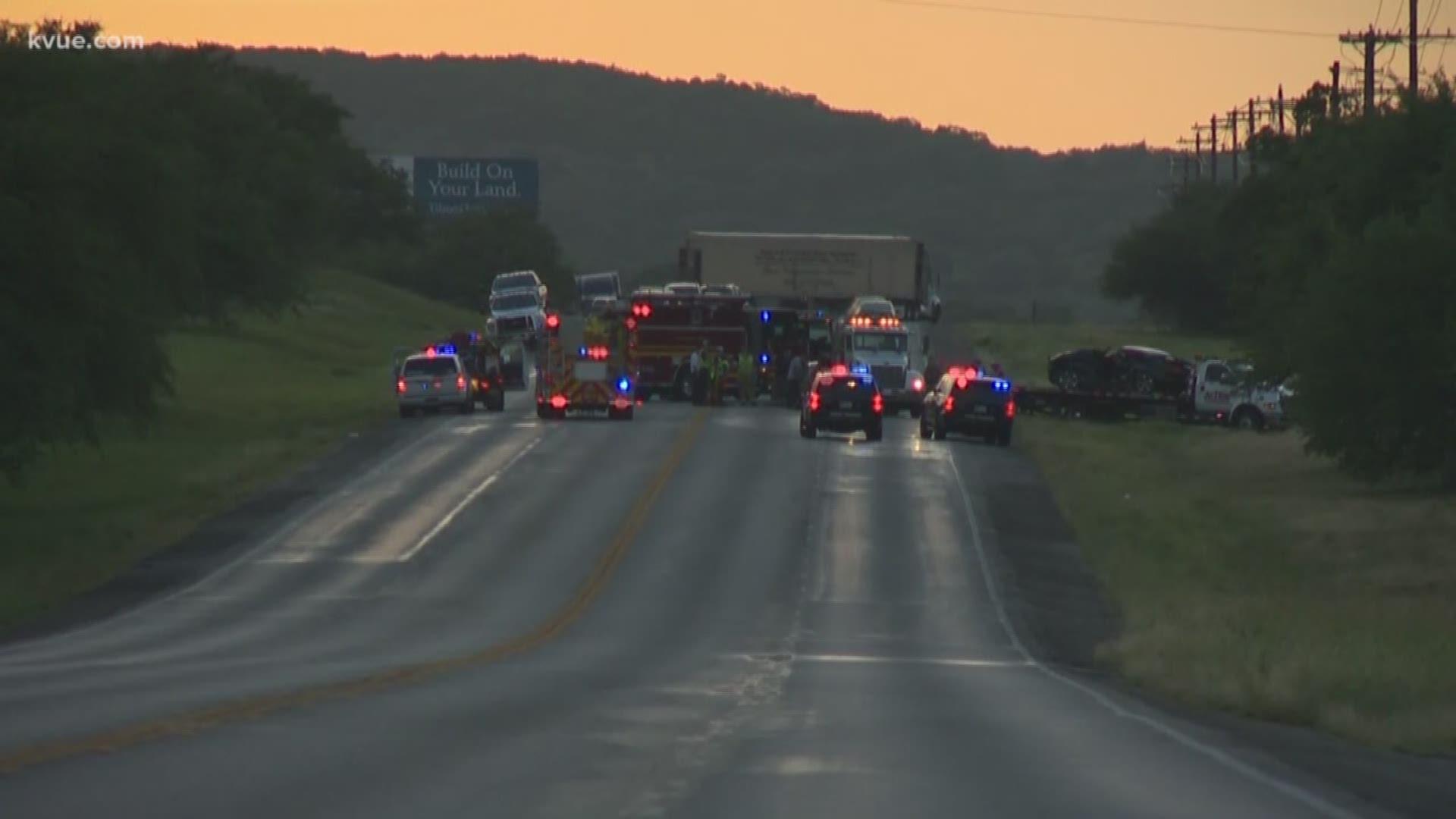 Marble Falls Student 17 Among Three Dead In Major Crash Along Highway 71 Kvue Com