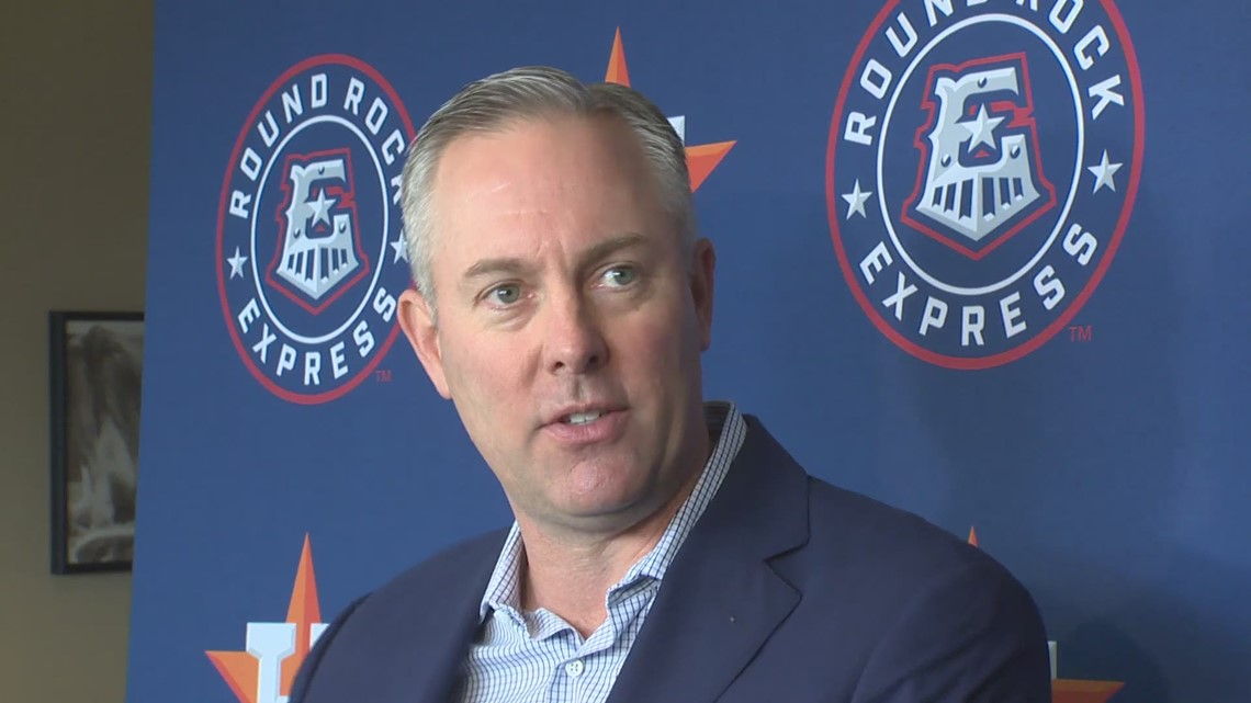 Reid Ryan to be inducted into Round Rock Express Hall of Fame