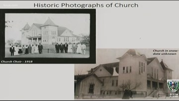 San Marcos church becomes historic landmark