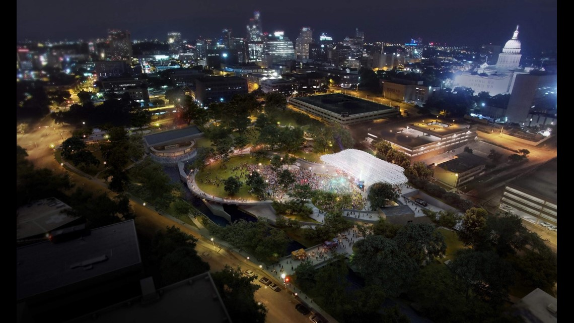 A look at the future of Waterloo Park