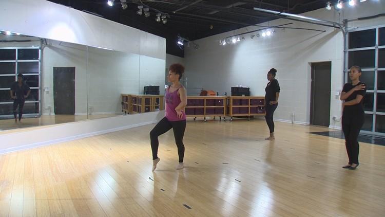 Austin's black history: The  story of Ballet Afrique