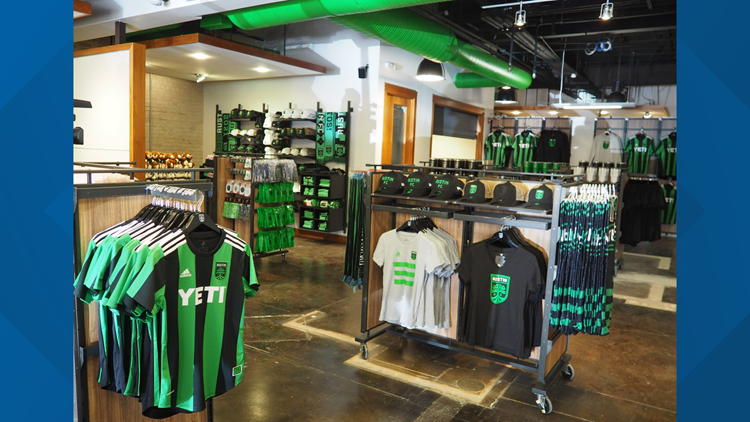PHOTOS: Inside 'The Verde Store on Congress'