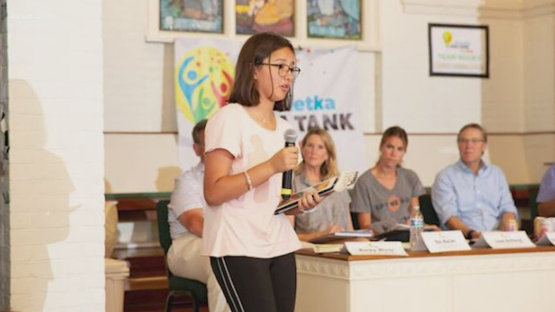 'Kids Idea Tank' looking for young thinkers