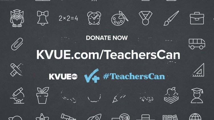 How to support Texas teachers through Teachers Can