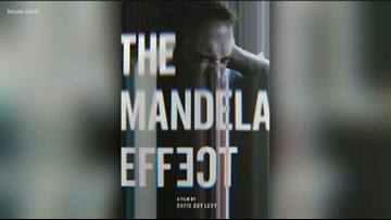 Writer/director, actors from 'The Mandela Effect' film sit down with KVUE