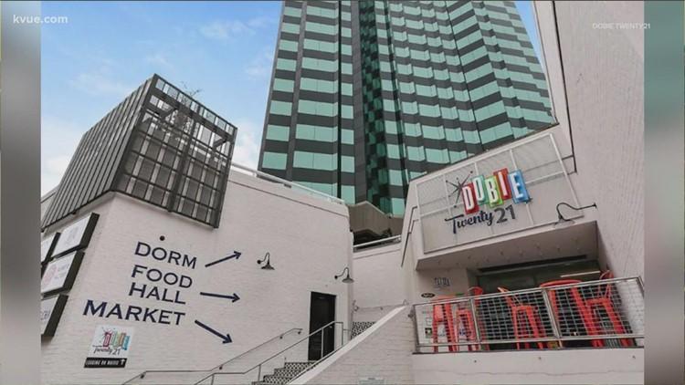 UT Austin buying Dobie Twenty21 for student housing