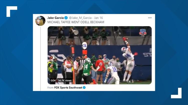 WATCH: One-handed Westlake interception grabs spot on SportsCenter's Top 10 plays