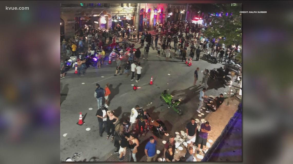 Witnesses recount Sixth Street shooting