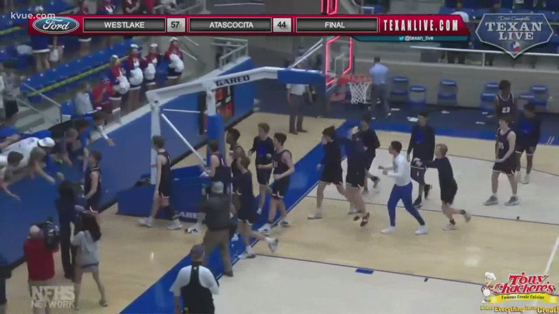 Westlake basketball team makes history, advances to state