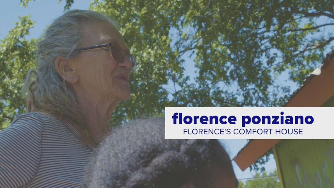 Five Who Care: Florence Ponziano