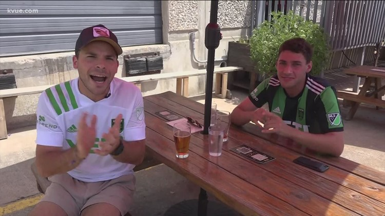 Local businesses benefit from first Austin FC home game