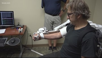 #TechTuesday: Robot used to help stroke survivors in rehab