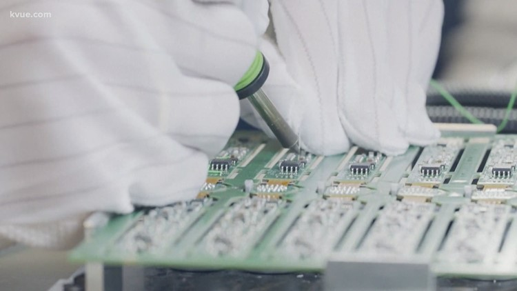 Austin feeling the pinch as semiconductor chip shortage drags on