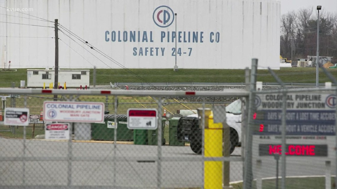 Pipeline hack could raise gas prices
