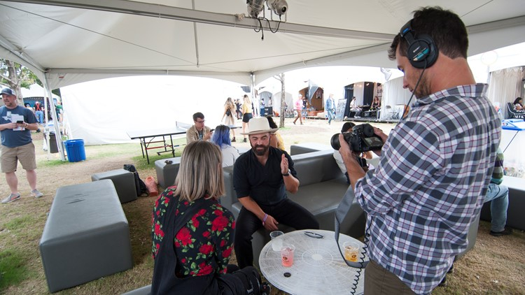 ACL 2019 Drew Holcomb interview