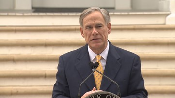 Gov. Greg Abbott issues essential services-only order until April 30; schools to remain closed until May 4