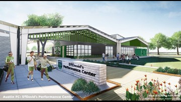 Austin FC expanding with new $45M training facility