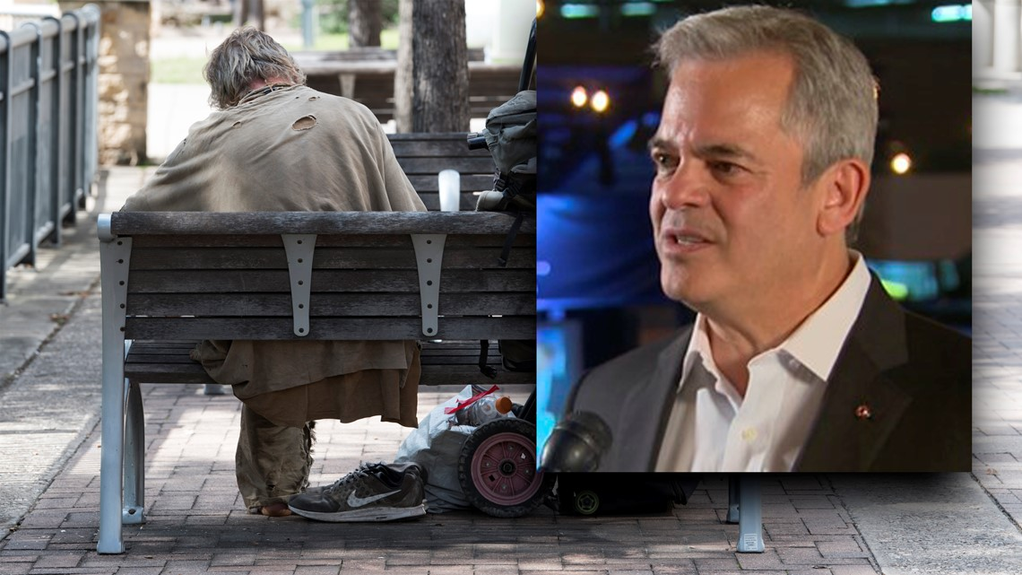 Mayor Adler: Austin can now do 'the real work' after homeless ordinance changes