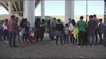 Texas Face Off: Executive Order for Asylum Seekers