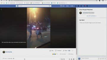 New video emerges of Downtown Austin shooting during SXSW