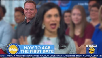 KVUE's Bryan Mays spotted on GMA