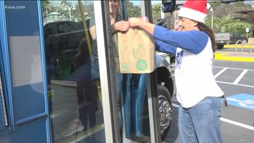 'Stuff The Bus' food drive hosted in Austin to feed hungry families