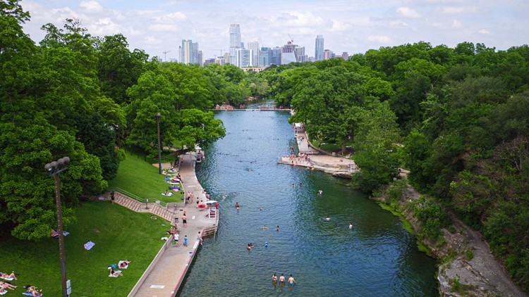 Parks and Recreation Department seeking permit for alcohol sales at Zilker Café