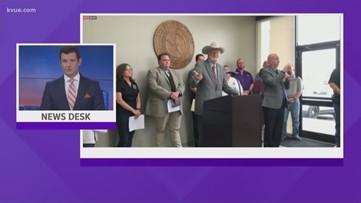 Hays, Bastrop, Williamson counties ban gatherings of 50+