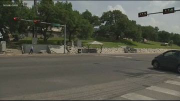 Man dies after pin-in collision on South Congress Avenue