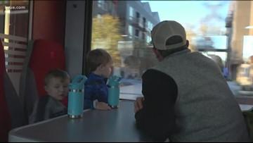 MetroRail Saturday service resumes