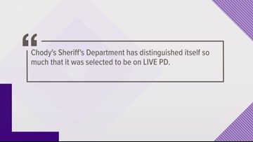 Williamson County sheriff seeking second term