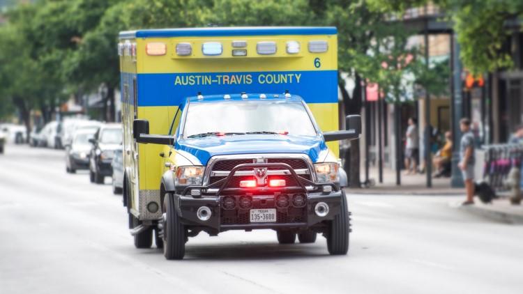 One dead, two injured in crash on Ed Bluestein Blvd.