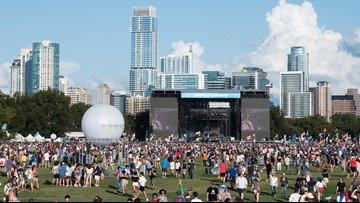 ACL Fest giveaway: Subscribe to KVUE's Newsletter for chance to win