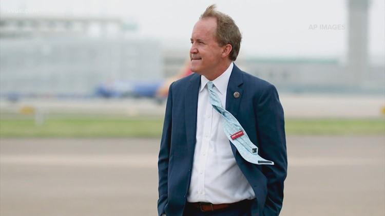 Texas Attorney General Ken Paxton suing President Biden over environmental working group established under executive order