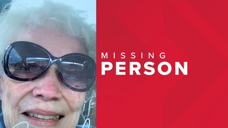 missing Austin elderly woman