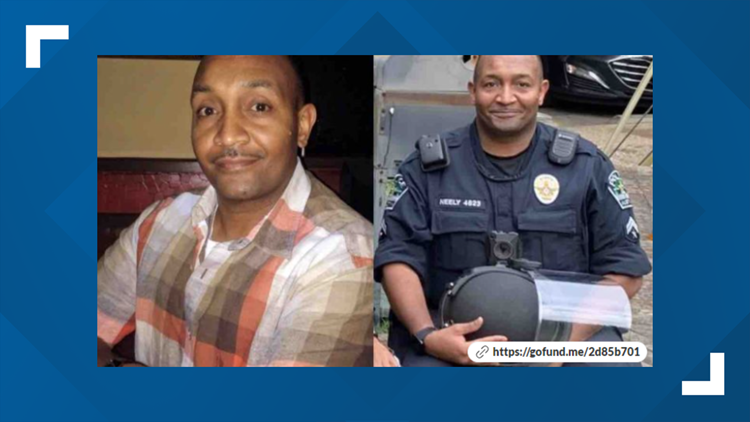 'I just can't wait to get him home' | Austin police officer discharged from hospital after fighting COVID-19 for months