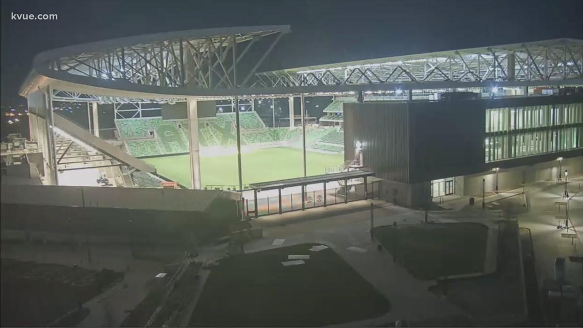 Austin FC's Q2 Stadium offering Austin restaurants in concessions