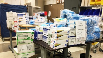 Medical supply shortage hits Texas health care workers