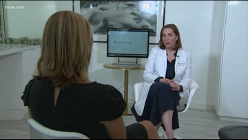 Doctor no longer uses textured breast implants that triggered patient's cancer