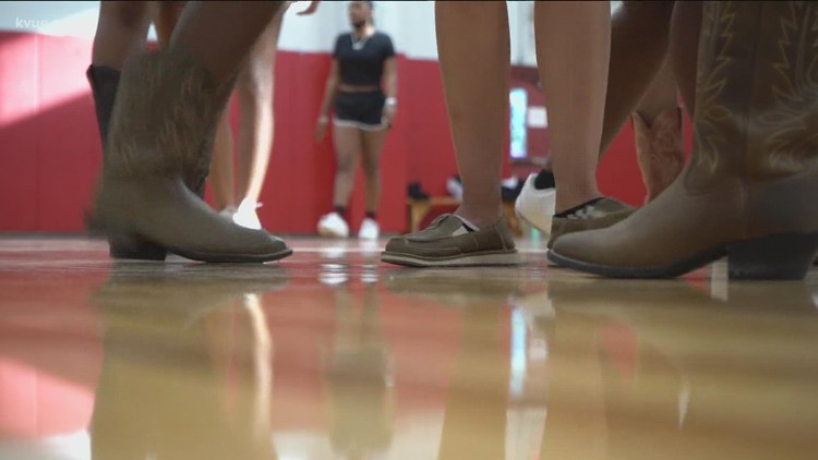 Behind the Poms: Manor High School cheer