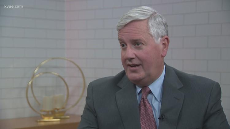 Democrat Mike Collier to run against Lt. Gov. Dan Patrick again